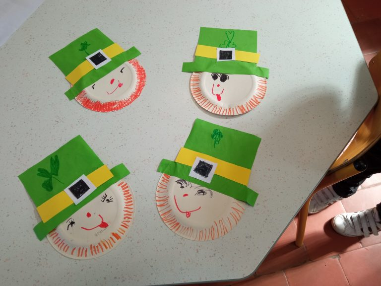 Décoration fête de la Saint Patrick