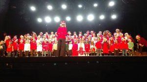 Enfants chants de Noël