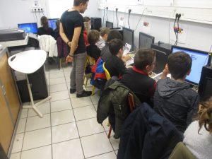 Atelier programmation informatique
